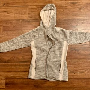 Athleta Zip Sweatshirt